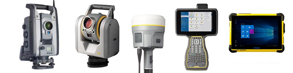 suggestion d'appareils distribués par Geotopo