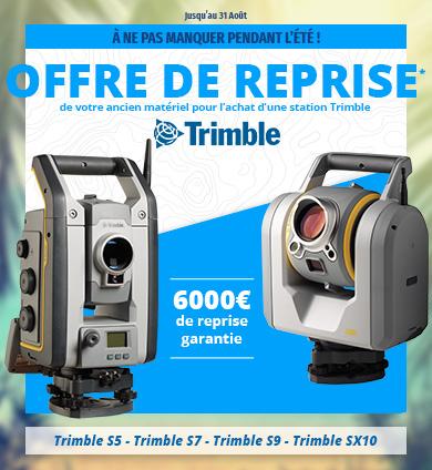 offre Trimble